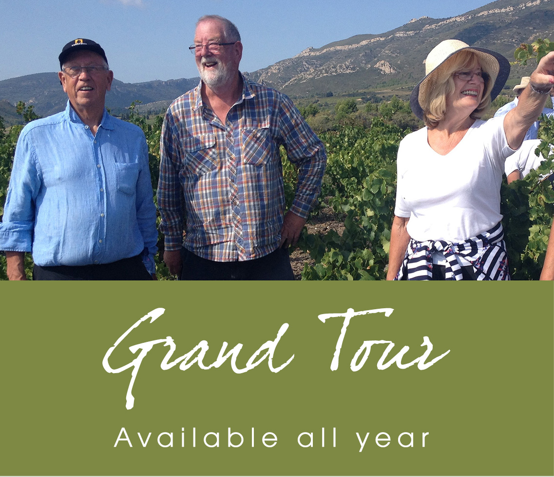 Domaine Jones Grand Tour